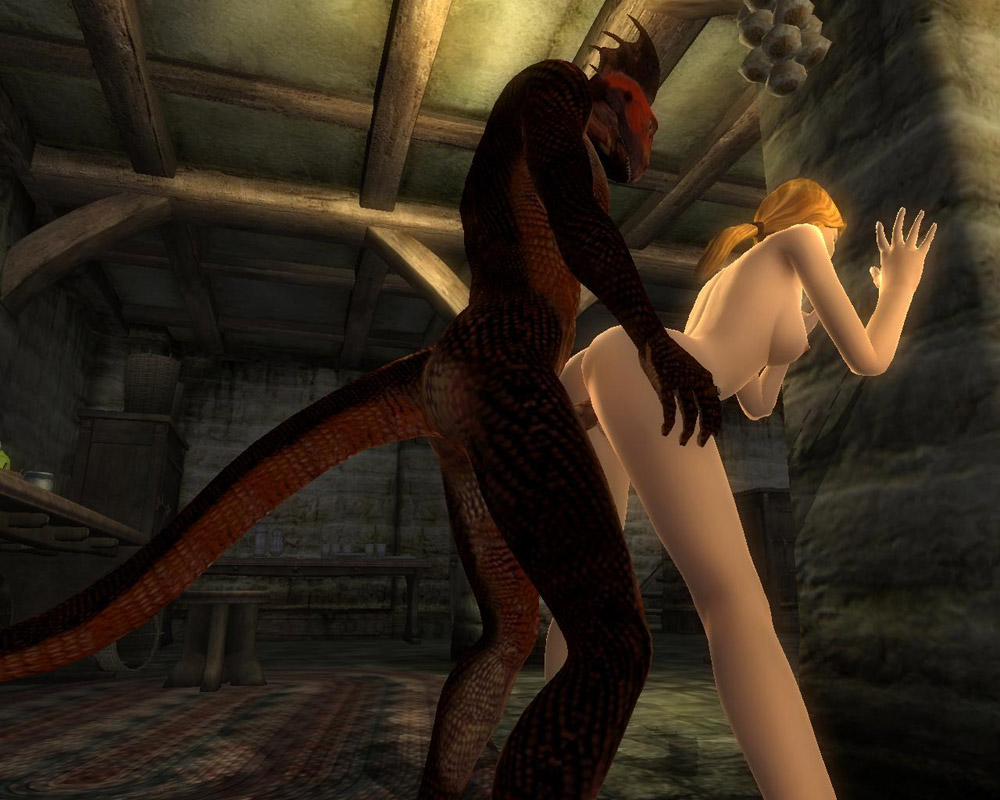 Oblivion adult mod monster sex erotica pics