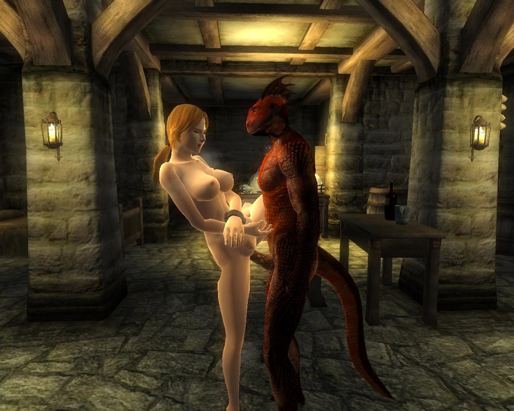 Oblivion tentacle sex mod - Most