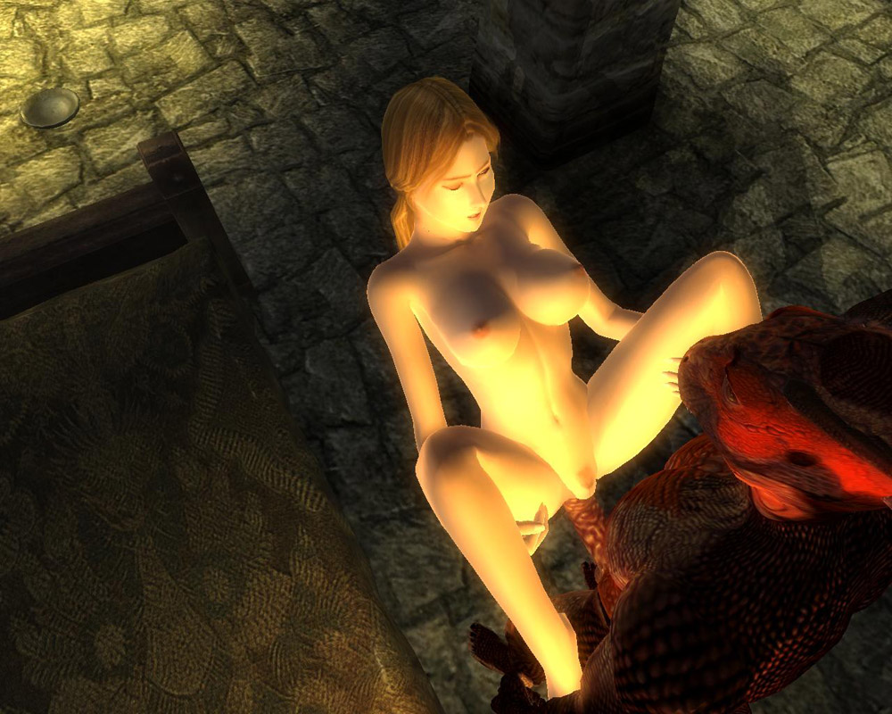 Missing good Oblivion nude mod have