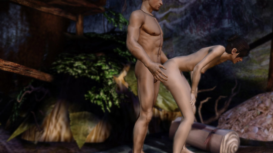 Hardcore sex scene dragon age mod