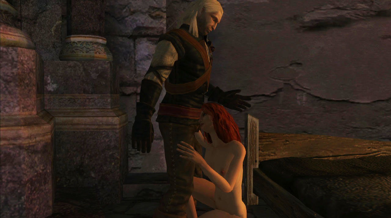 witcher sex