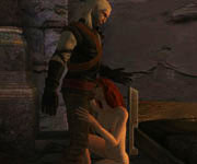 The Witcher Sex Patch