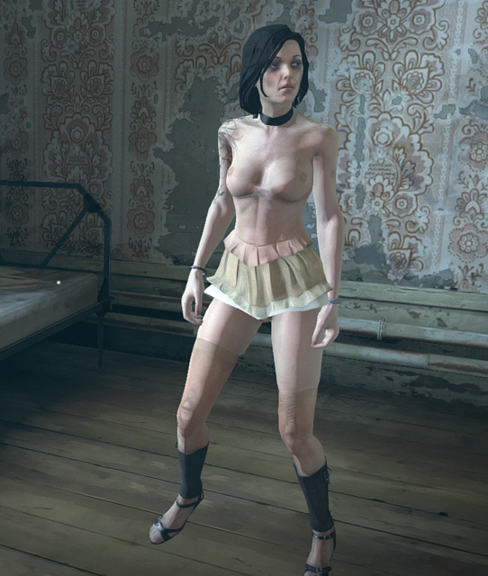 Video Game Nude Mod 92