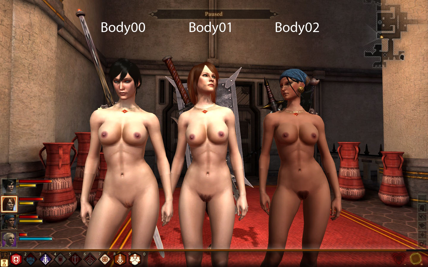 Video Game Nude Mod 80