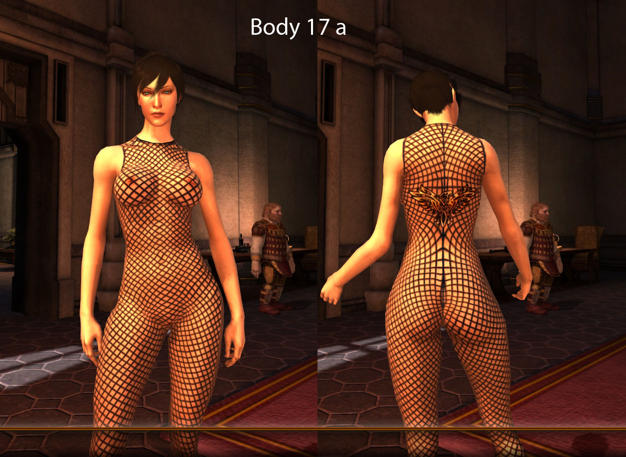 Dragon age 2 nude skins exposed pic