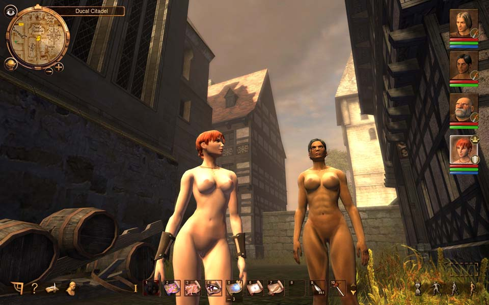 nudes in flsh