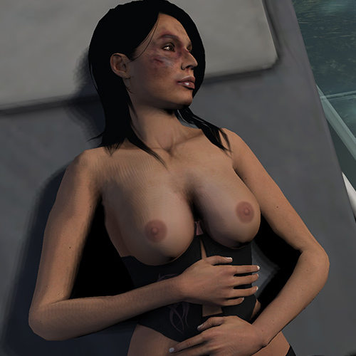 Mass effect sex nude something