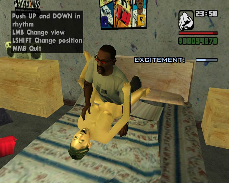 GTA San Andreas Mods - Mods and