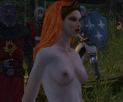 The Witcher Adda Nude