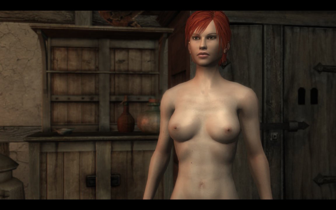 The Witcher Shani Nude