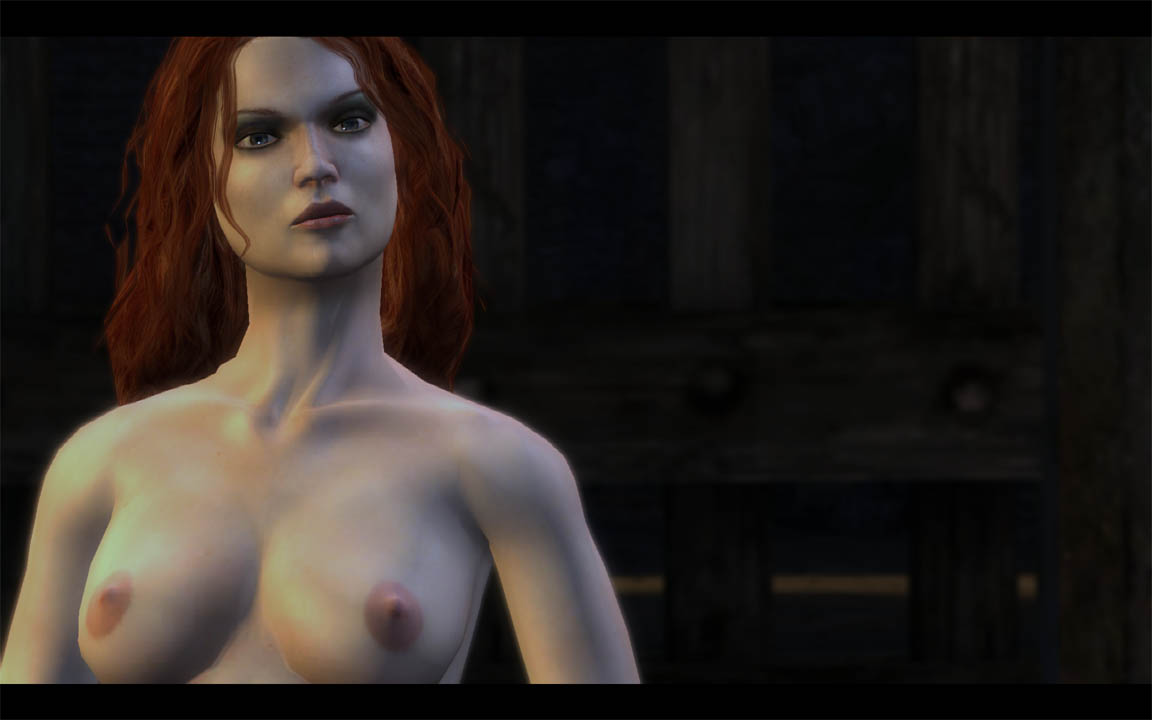 Nude Triss, Shana, Adda skins for The Witcher: www.nakedskins.com/Witcher-Nude-Sex-Patch.shtml