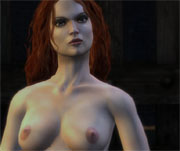 The Witcher Triss Nude