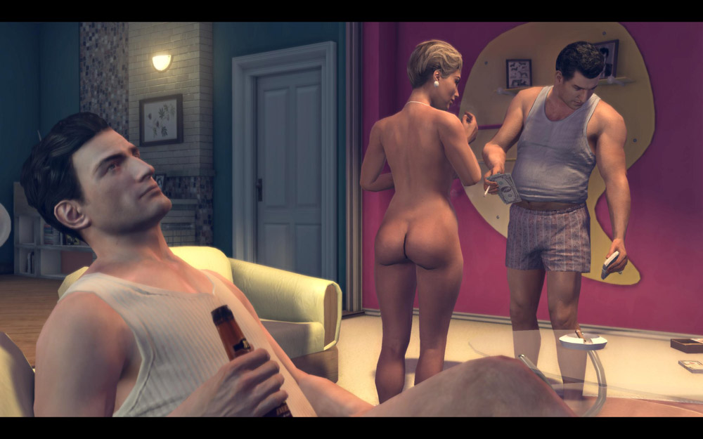 Are Saints row female nude think
