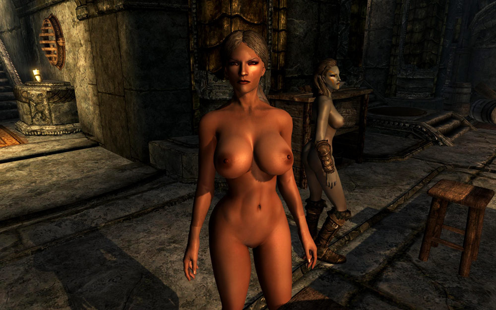 Since skyrim playing original comment naked girls