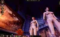 Dragon Age Nude